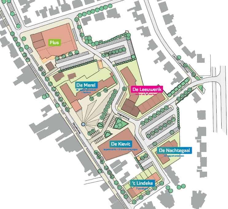 Ontwikkelvisie voor Vogelenzang in Halsteren