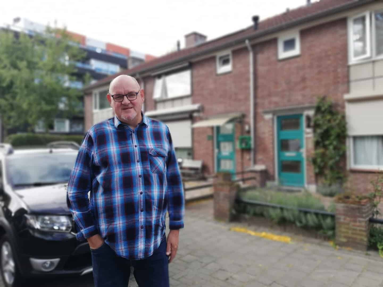 Portretfoto Ton van der Veeren