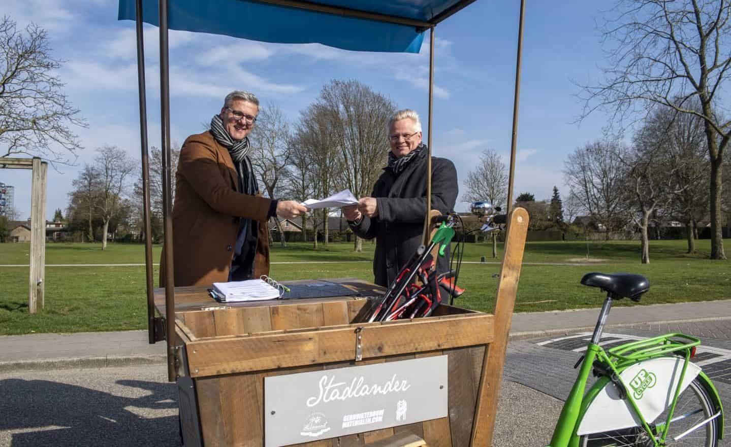 Nieuwe Vijverberg-Zuid wordt nog groener en duurzamer