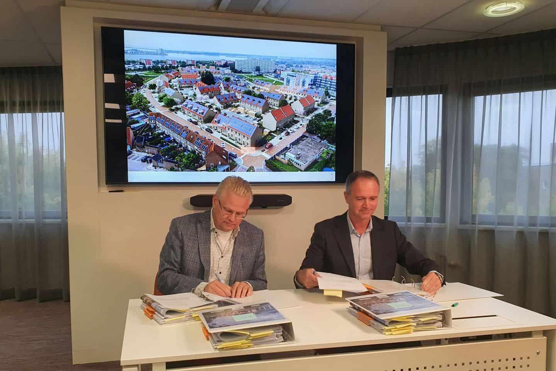 114 nieuwbouwwoningen Bergse Buren kunnen komen
